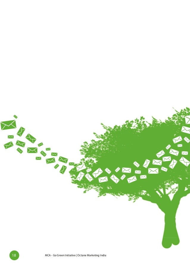 Go Green to Save Mother Earth
