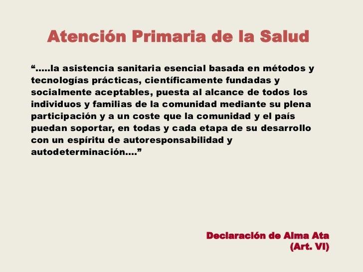Plan anual fortalecimiento primer nivel atención 2011 2021 - CICAT-SALUD Slide 3