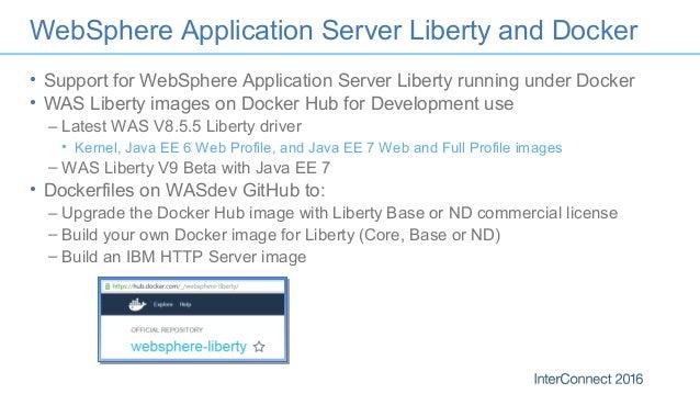 what is ibm websphere application server
