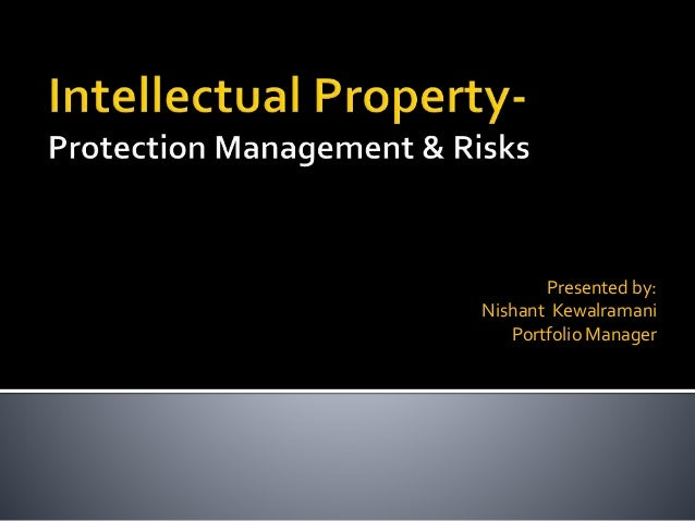 does the protection of intellectual property What is the world intellectual 22 property organization what is intellectual property 2 what is intellectual property intellectual property refers to  and protection of intellectual property spurs economic growth, creates new jobs and industries, and enhances the quality and enjoyment of life.