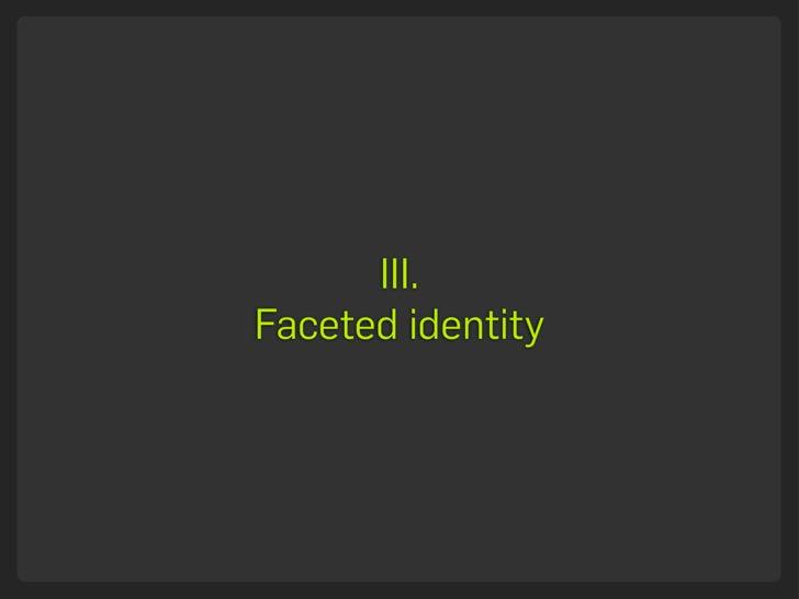 Identity is the platform (Toronto)