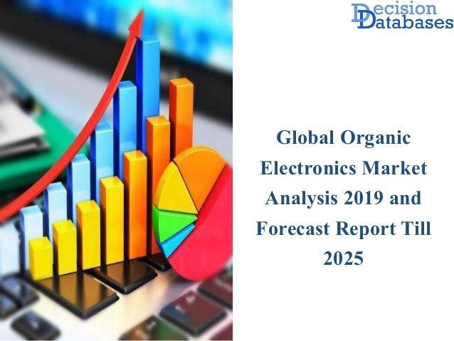 Global Organic Electronics Market Analysis 2019 and Forecast Report Till 2025