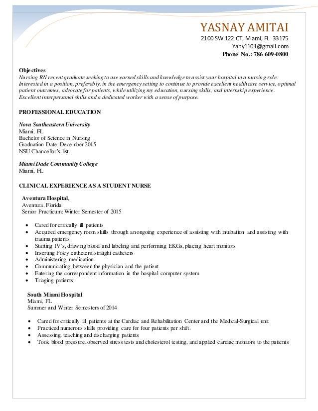 registerednurse1 nursing resumes registerednurse1 example nih