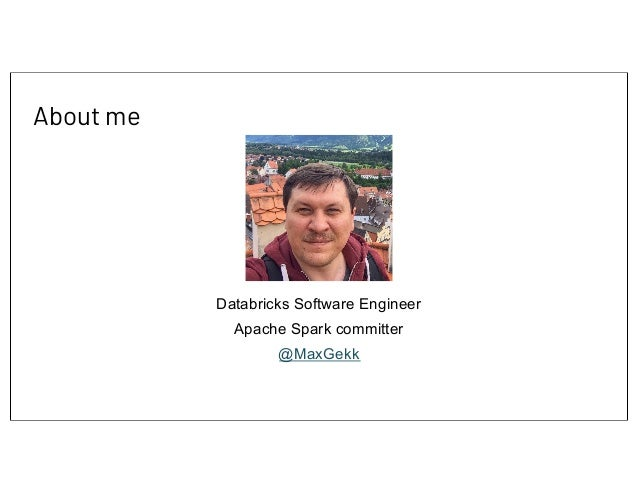 Comprehensive View on Intervals in Apache Spark 3.2 Slide 2