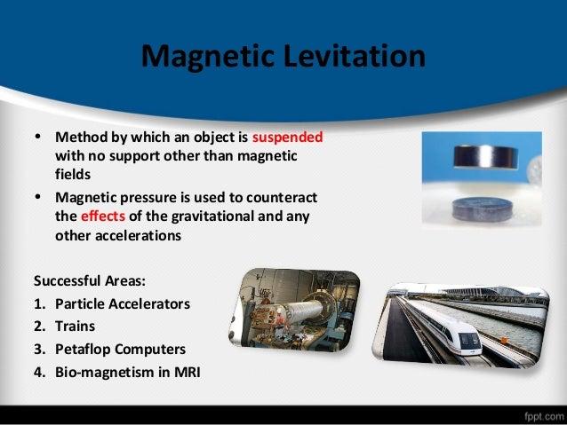 magneticlevitation essay
