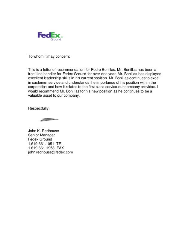 fedex recommendation Strategies & future recommendation fedex's strategy for success in the market place relies on a combination of customer understanding, operational excellence and.