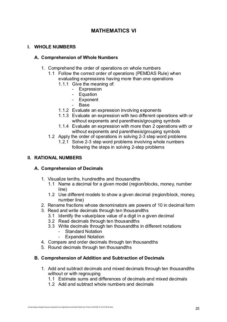 pelc mathematics Lesson plan #4582 a sample lesson plan in mathematics grade four using block m.