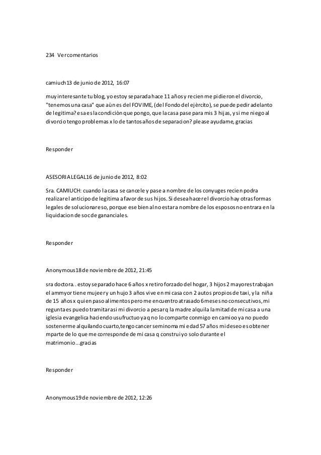 234 Ver comentarios  camiuch13 de junio de 2012, 16:07  muy interesante tu blog, yo estoy separada hace 11 años y recien m...