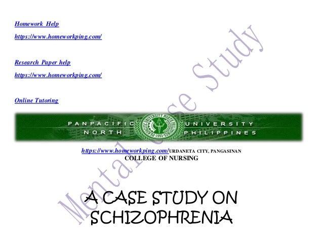 Rn Mental Health Schizophrenia Quizlet