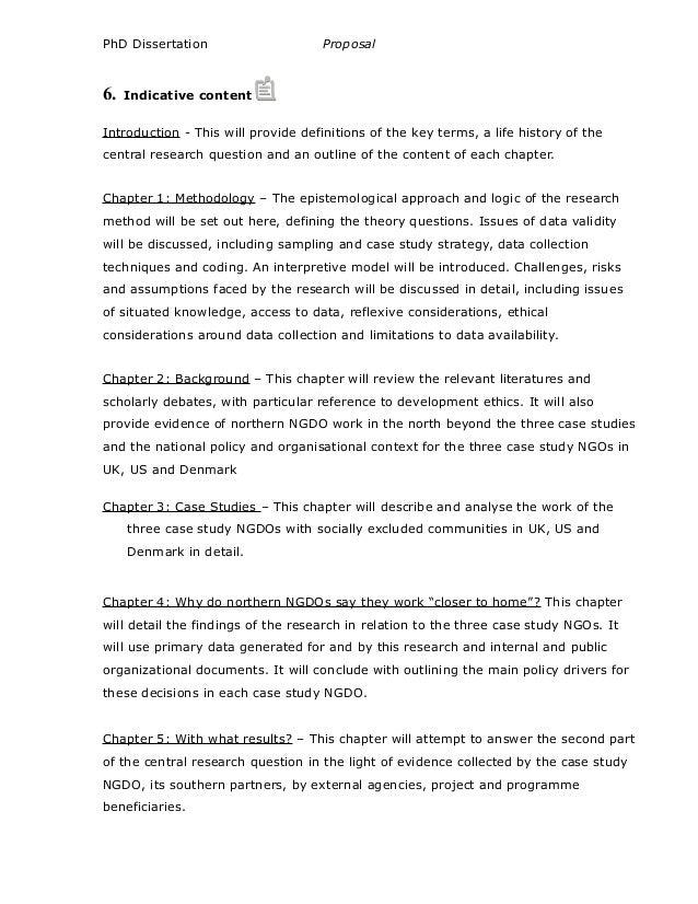 Snowball sampling dissertation