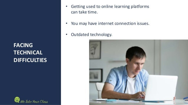 Common Problems Faced By Beginners In Online Classes Slide 3