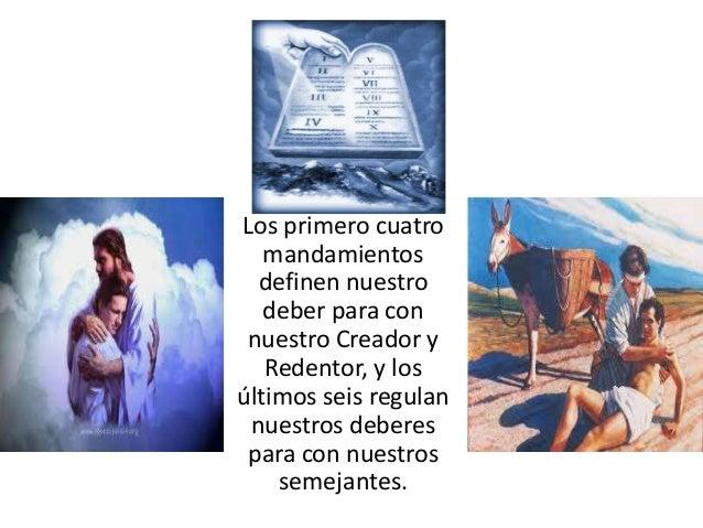 235 los diez mandamientos 1