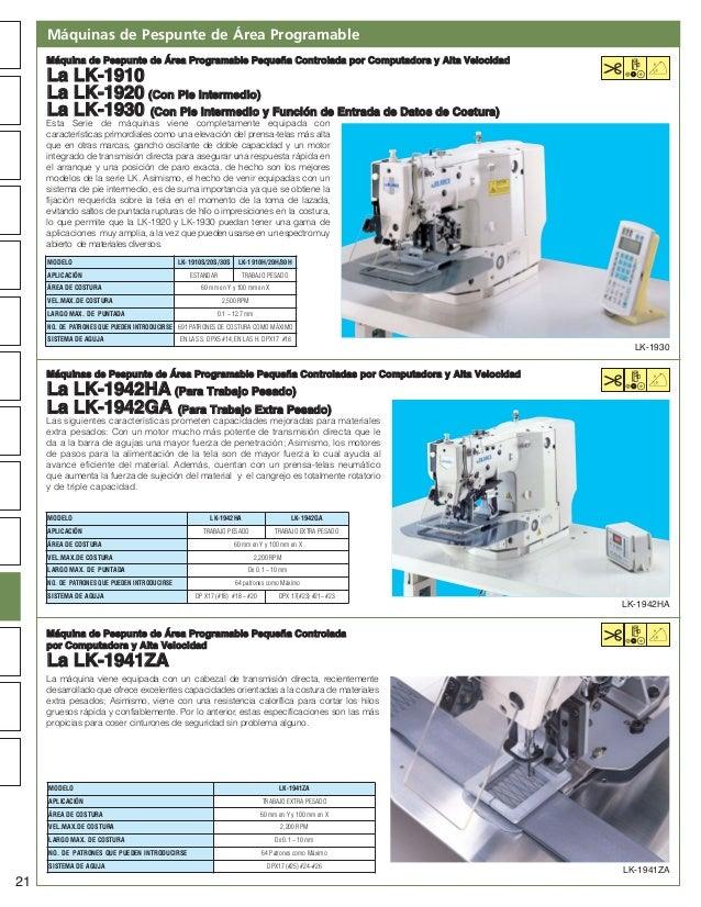 236112766 catalogo-general-maquinas-de-coser-industriales-juki