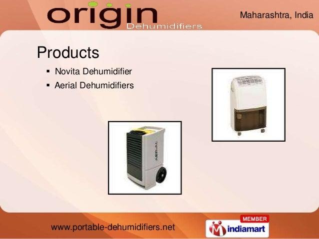 www.portable-dehumidifiers.net Products  Novita Dehumidifier  Aerial Dehumidifiers Maharashtra, India
