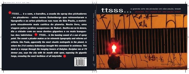 ttsss...                              ˜      ˜        a grande arte da pixacao em sao paulo, brasil                       ...