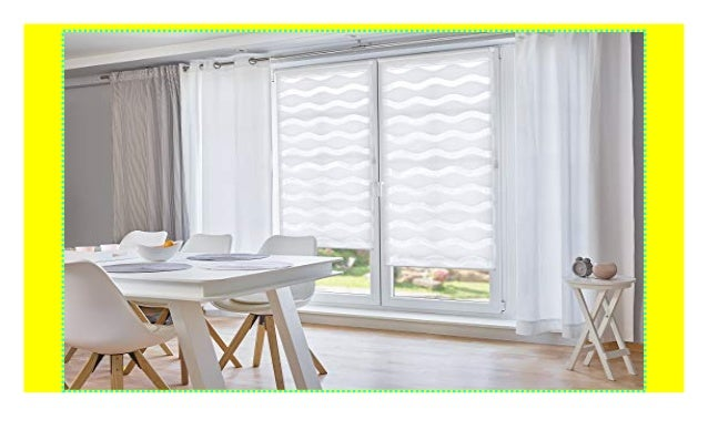 k home klemmfix doppelrollo. Black Bedroom Furniture Sets. Home Design Ideas