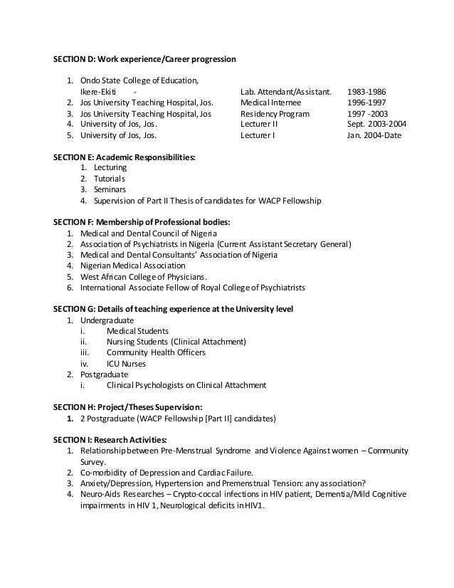 Unijos cv template central yelopaper Image collections