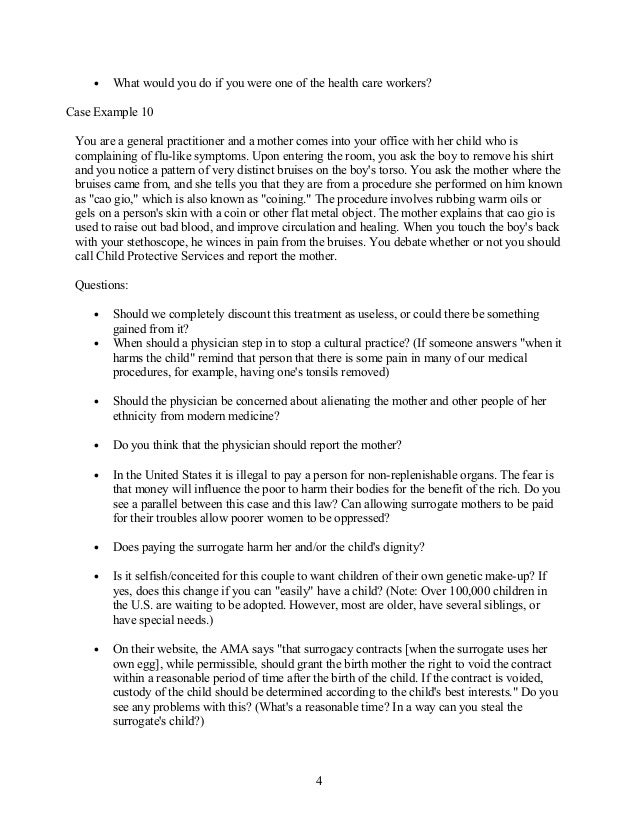 ethical issues in counseling case studies Table of contents for aca ethical standards casebook / barbara herlihy ethical issues part iii issues and case studies counseling -- moral and ethical.