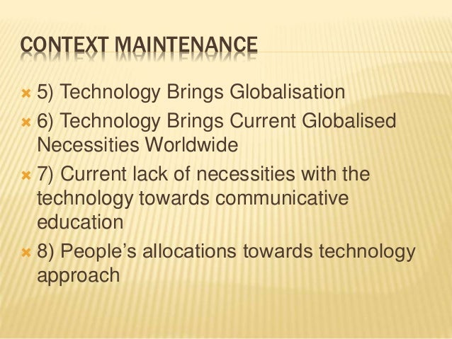 how technology has changed education Technology has totally changed our lives and it has also changed the scenario of a whole education system education has not changed the.