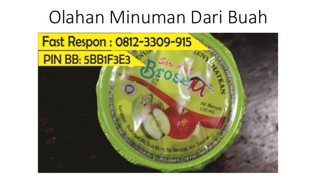 Call Wa 0812 3309 915 Sari Apel Brosem Telkomsel Olahan