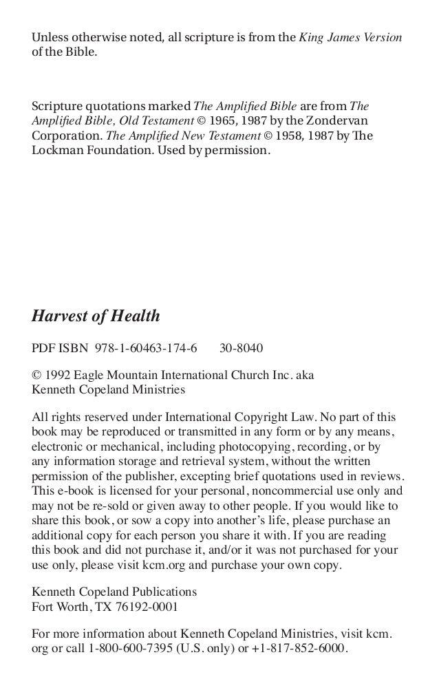 gloria copeland healing scriptures pdf