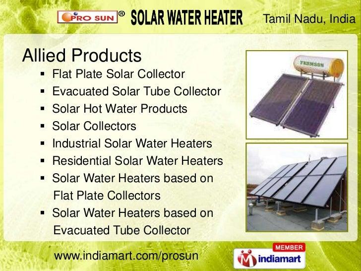 Solar Power Plants By Prosun Energy Private Ltd A Unit Of