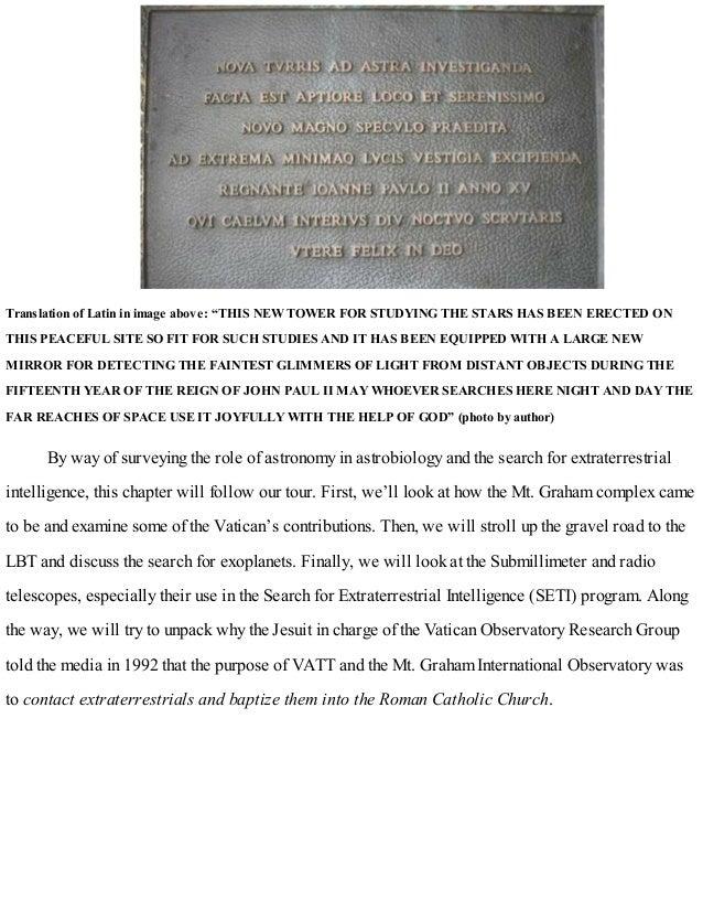 exo-vatican-a Cris Putnam and Thomas Horn