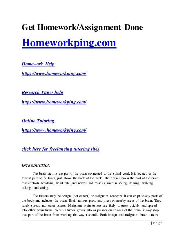 1 | P a g e Get Homework/Assignment Done Homeworkping.com Homework Help https://www.homeworkping.com/ Research Paper help ...