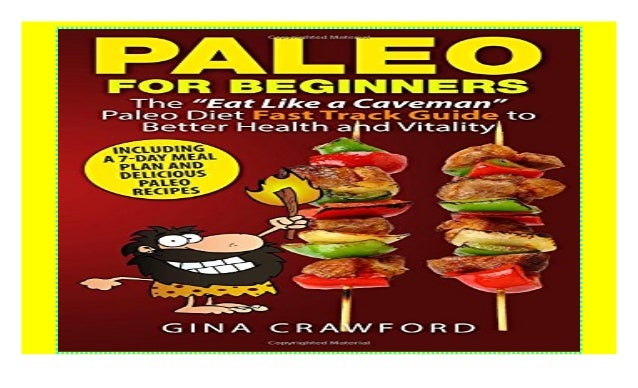 7 day beginner paleo diet