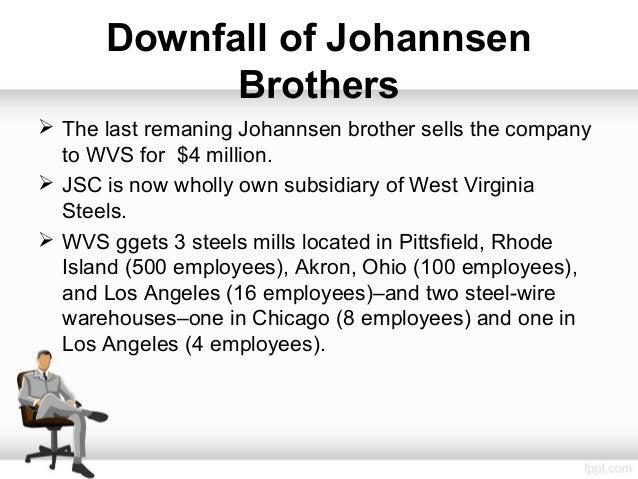 johannsen steel corporation Consett iron co west bromwich  southampton and south basker, r a (co- author): bet- west hampshire  co ltd (1970) 33: 441 benas, bertram b:  clayton v baldwin, frank b: r v wil- ramsden  johannsen (1977) r v.