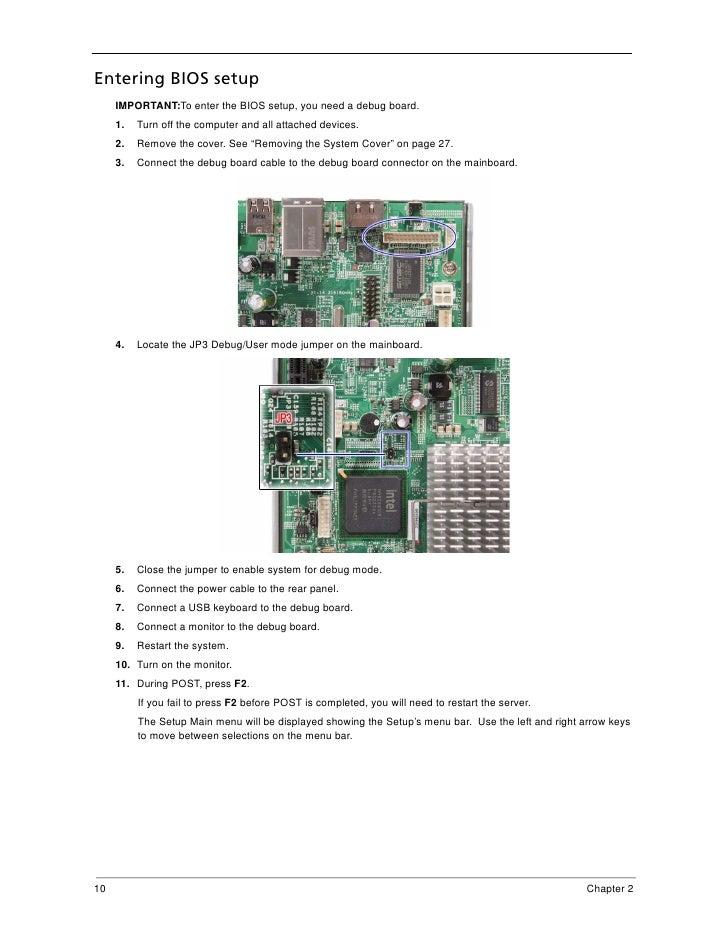 Aspire Easystore H340 Service Book