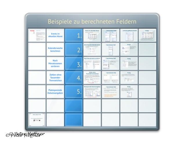 SharePoint Lektion #23: Berechnete Felder