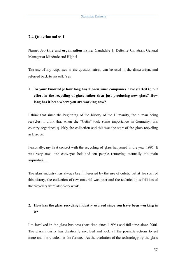 essay about autumn recycling campaign