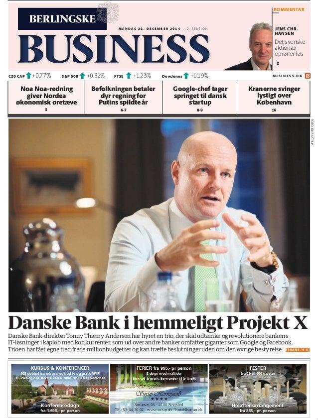Project X - Danske Bank - Berlingske_2014-12-22