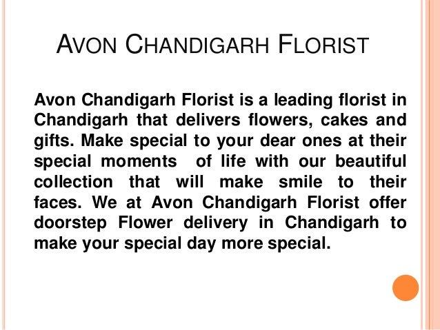 Avon Chandigarh Florist; 2.