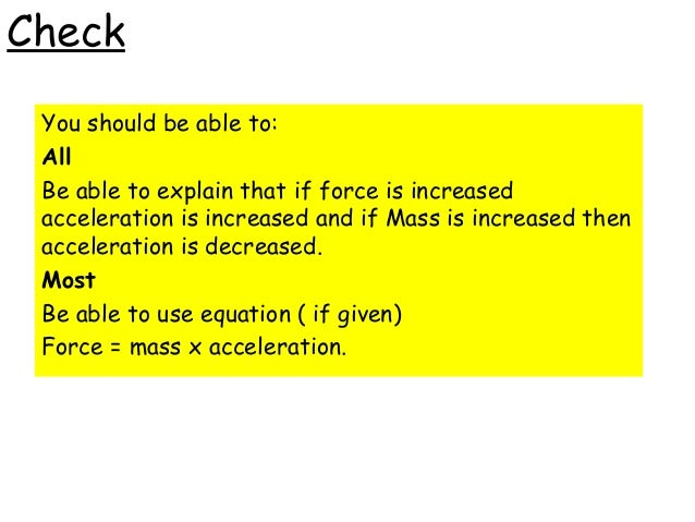 mass and net force essay Newton ' s laws of motion and container essay connection of newton's laws of motion newton's first law of motion is an object in motion stays in motion, an object at rest stays at rest unless acted upon by an outside force.