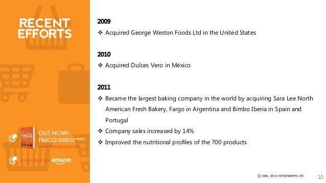 Grupo Bimbo - History, Evolution, Present and the Future
