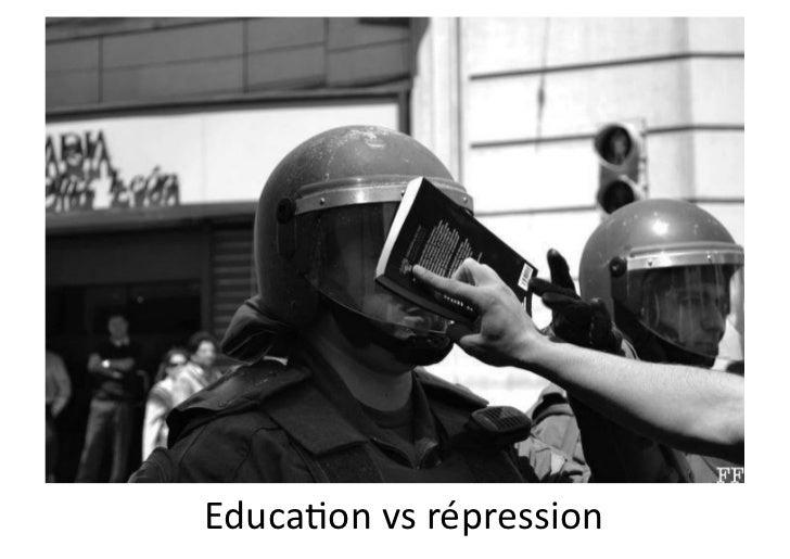 Educa9onvsrépression