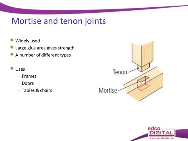 ... Cabinet construction; 12. Mortise and tenon joints ...  sc 1 st  SlideShare & 23 joints