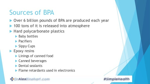 effects of bisphenol a The various reported adverse effects of bpa are reviewed, and potential mechanisms of bpa action are discussed much more investigation is needed to understand the potential adverse health effects of bpa exposure in humans and to understand the multiple pathways through which it may act.