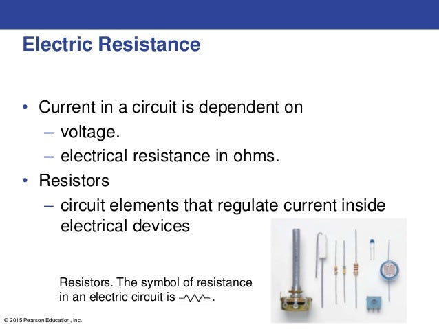 Contemporary Symbol For Electrical Resistance Ornament Schematic