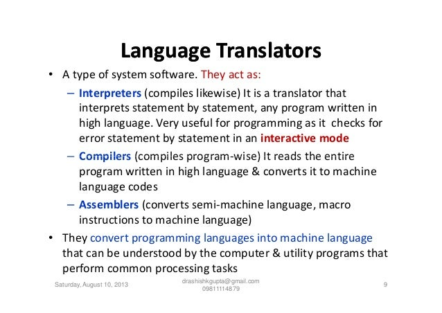 Computer Software - Lessons - Tes Teach