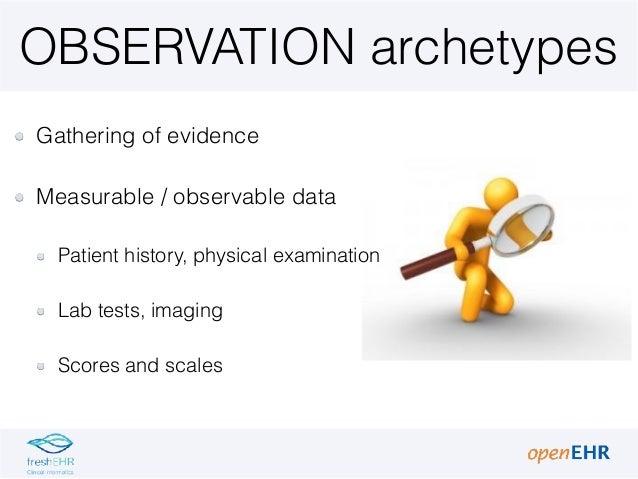 2 3 open_ehr archetypes observation Slide 3
