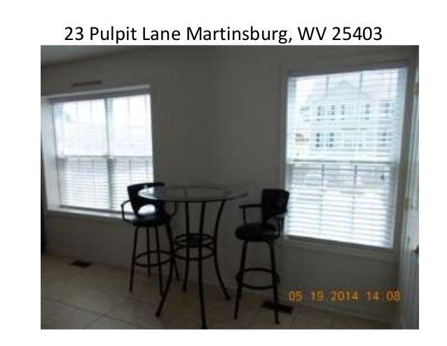 23 Pulpit Lane Martinsburg WV 25403 Slide 3