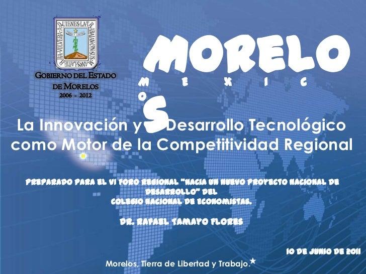 MoreloGOBIERNO DEL ESTADO    DE MORELOS     2006 - 2012               GOBIERNO DEL ESTADO                   DE MORELOS    ...