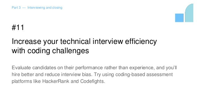 23 Recruiting Hacks for Interviewing and Closing Candidates