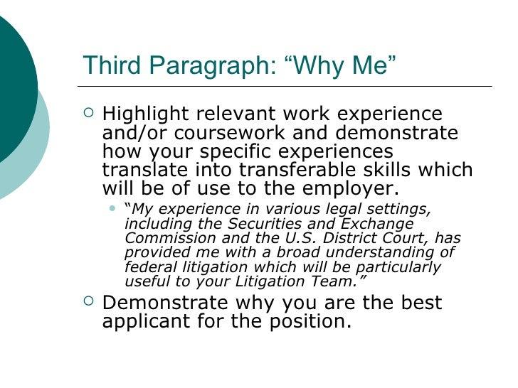 23 resume cover letter basics