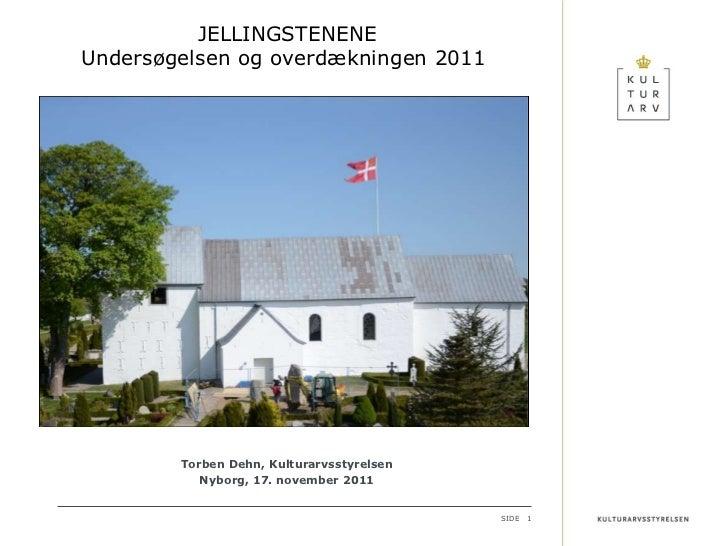 <ul><li>Torben Dehn, Kulturarvsstyrelsen </li></ul><ul><li>Nyborg, 17. november 2011 </li></ul>BYGGEFREDNINGSSAG  –  PRÆSE...