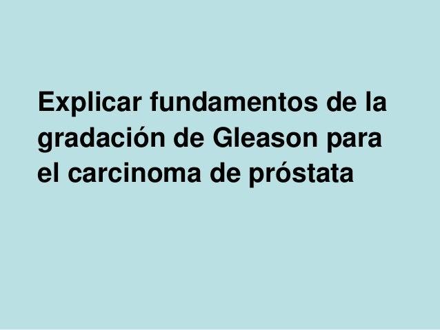 Antigeno prostatico elevado