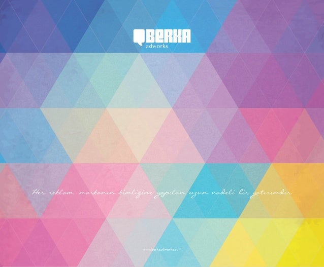 Berka Adworks / Ajans Sunumu